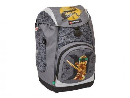 LEGO školní batoh Nielsen - Ninjago Gold - LEGO20193-2102