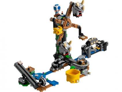 LEGO Super Mario - Boj s Reznorem – rozšiřující set - LEGO71390
