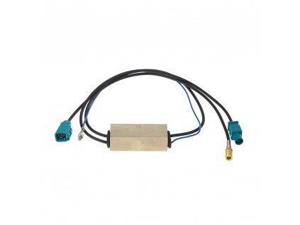 Anténní rozbočovač FAKRA/SMB pro DAB - 66030