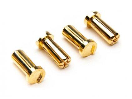 Konektor 5mm nízký profil (4) - DYNC0176