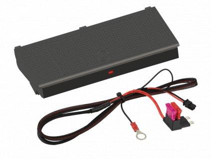 Qi indukční INBAY nabíječka telefonů Audi A4 2000-2009 - rw-AU01