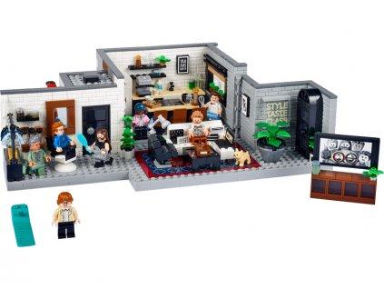 LEGO Icons - Queer tým - byt Úžo Pětky - LEGO10291