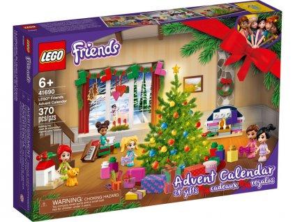 LEGO Friends - Adventní kalendář - LEGO41690
