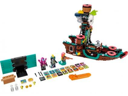LEGO Vidiyo - Punk Pirate Ship - LEGO43114