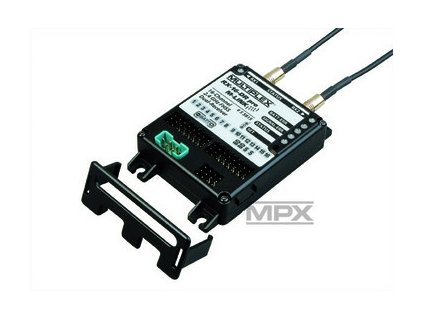 55815 Přijímač RX-16-DR pro M-Link 2,4GHz - 1M151497