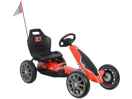 Volare - Dětská šlapací motokára Ferrari GoKart - VO-1114