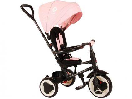 Volare - Dětská tříkolka Rito Deluxe růžová - VO-974