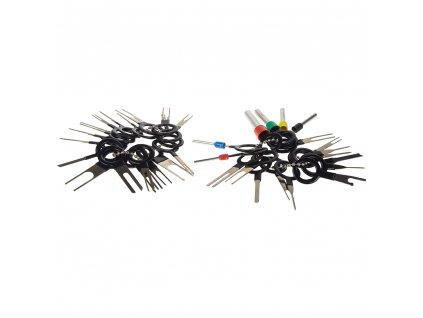 Sada 26-ti vyjímacích nástrojů pinů z konektorů - 45024