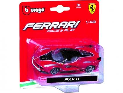 Bburago auta Ferrari 1:43 (sada 48ks) - BB18-36001