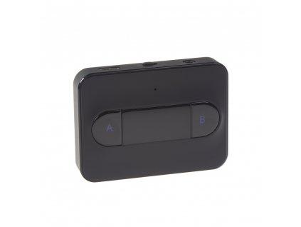 AUX / Bluetooth audio adaptér (1x AUX vstup / 2x Bluetooth) - 80564