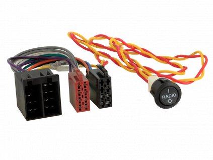 Univerzální ISO adaptér se spínačem - 21009