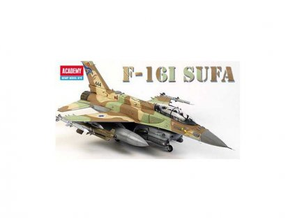 Academy Lockheed F-16I Sufa (1:35) - AC-12105
