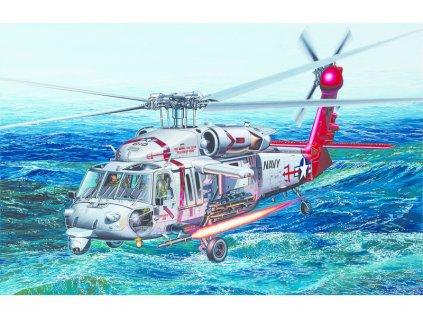 Academy Sikorski MH-60S HSC-9 Tridents (1:35) - AC-12120