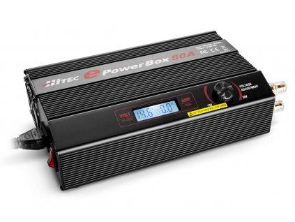 Stabilizovaný síťový zdroj ePowerBox 50A - 1M60505