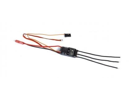 Brushless control + Telemetrie 18 BEC s servo konektorem SC - 33718NSC