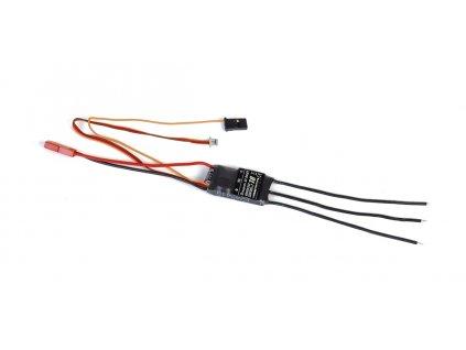 Brushless control + Telemetrie 18 BEC s servo konektorem SH - 33718NSH