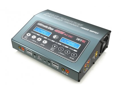 SKY RC D400 Ultimate Duo nabíječ 2x 200W - 3SK1022
