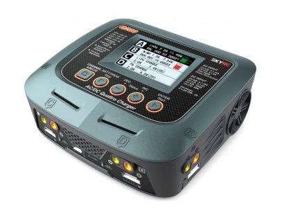 SKY RC Q200 nabíječ 2x100W + 2x50W - 3SK1104