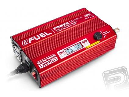 eFuel 1200W/50A spínaný zdroj 15-30 V