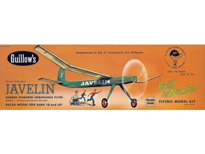 Javelin 610mm - 4SH0603