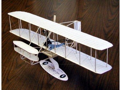 1903 Wright Flyer laser. vyřezávaný 615mm - 4SH1202