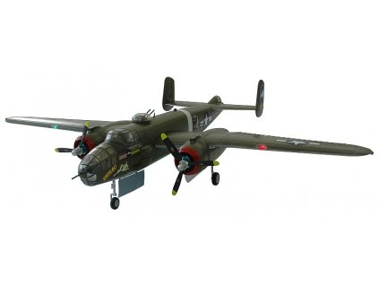 B-25 Mitchell - ARF (stříbrný) - 4ST18453