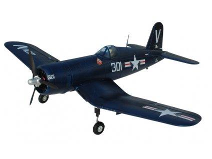 F4U Corsair - ARF (modrá, el. zatahovací podvozek) - 4ST18801