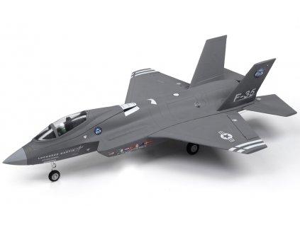 F-35 Ligthning II 715mm s EDF 64mm ARF - šedý - 4ST19048-A