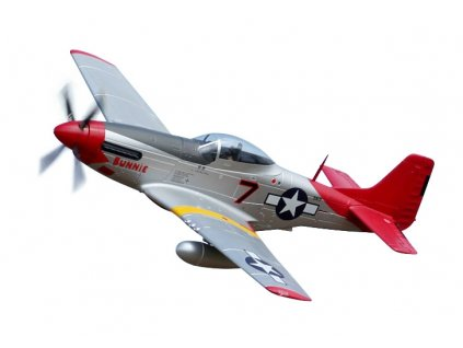 Giant P-51D Mustang EPP 1700mm ARF RED TAIL - 4ST19080-AR