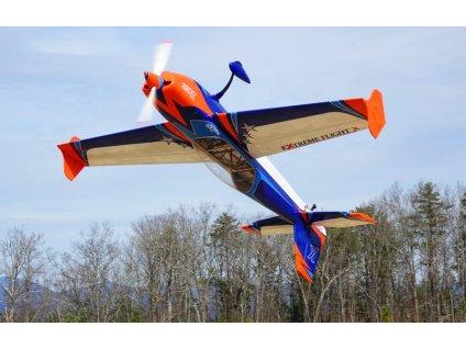 """78"""" Extra 300 EXP V3 - modrá/oranžová/bílá 1,98m - A119V3BW"""