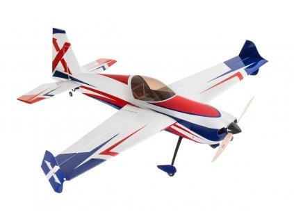 "52"" Slick 580 EXP - červená/bílá/modrá 1,32m - A368RB"