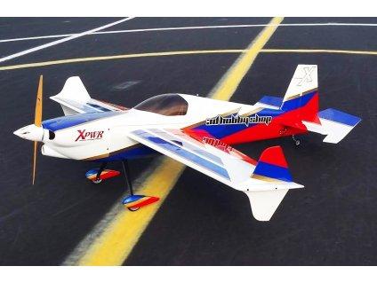 "52"" Edge 540 - červená/modrá 1,32m - A383RB"