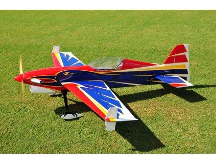 "69"" Turbo Raven EXP - modrá/červená/bílá 1,75m - A388BR"