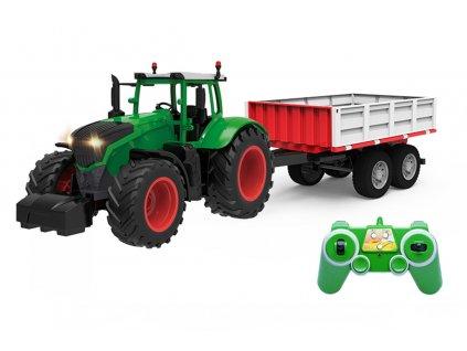 Traktor s valníkem 1:16 RTR 2,4Ghz - DE354