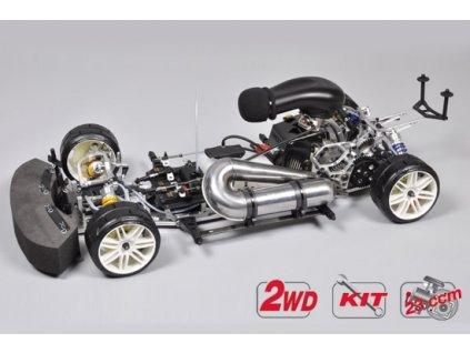 FG EVO 2020 s motorem a čirou karoserii - FG09500