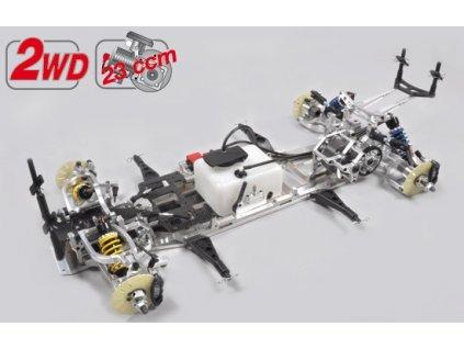 FG BASIS EVO 2020.1 bez motoru a karoserie - FG09504