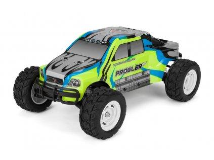 HIMOTO Monster Truck 1/12 RTR - PROWLER MT (žluto/modrá) - HME12MT