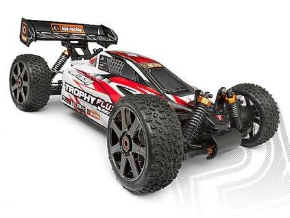 HPI Trophy Buggy RTR FLUX s 2,4GHz soupravou - HPI107016