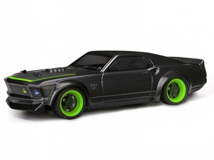 Micro RS4 Ford Mustang - Vaughn Gittin Jr. RTR set - HPI112468