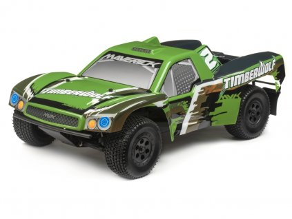 Timberwolf 1/10 RTR Brushless SCT 2,4GHz - HPIMV12902
