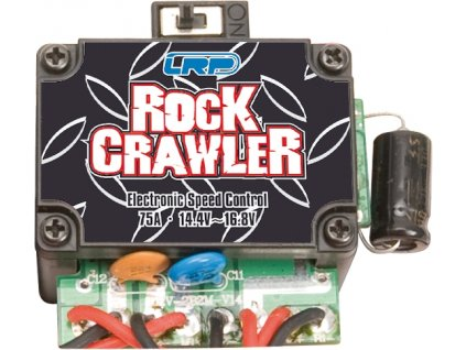 Elektronický regulátor - Rock Crawler, LRP - L113033