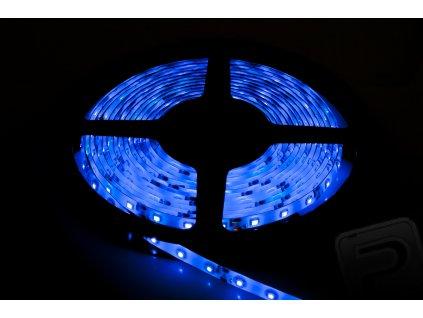 SMD flexibilní LED pásek modrý (5 m) - LEDC21-B