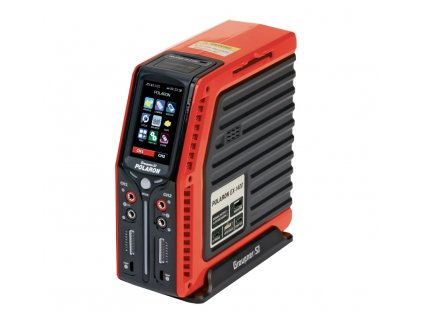 POLARON EX 1400W nabiječ (červená verze) - S2018NR