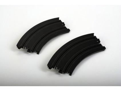 "AFX Zatáčka 30.80cm (12"" 1/8) (2) - AFX70609"
