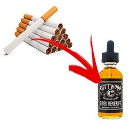 Jak přepočítat klasické cigarety na e-cigaretu?