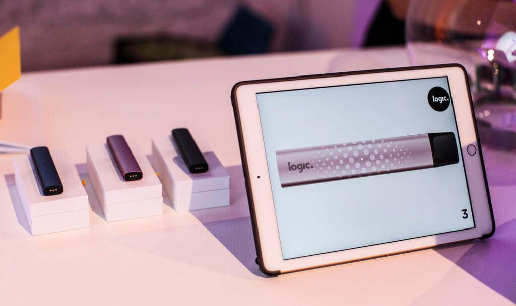Elektronická cigareta JTI Logic Compact - Logic Vapes