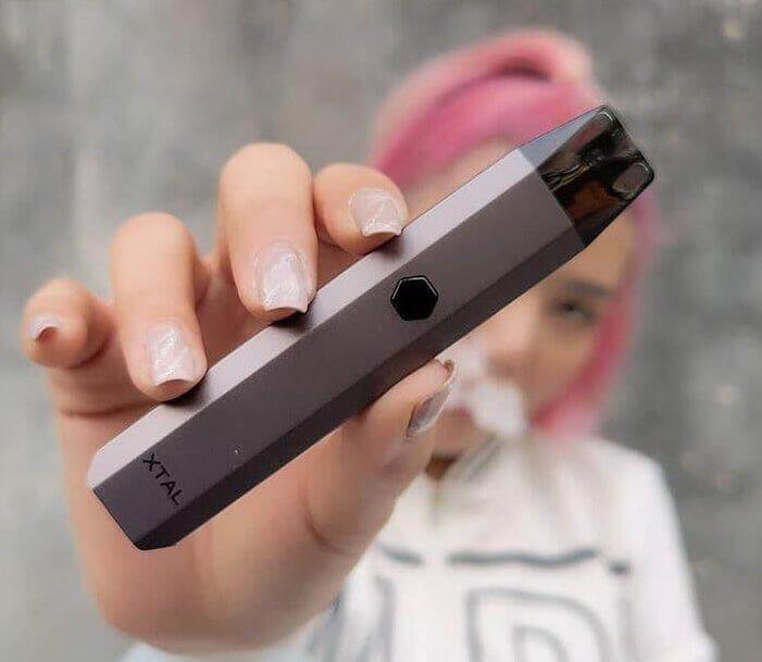 Revoluční POD ecigareta Xtal