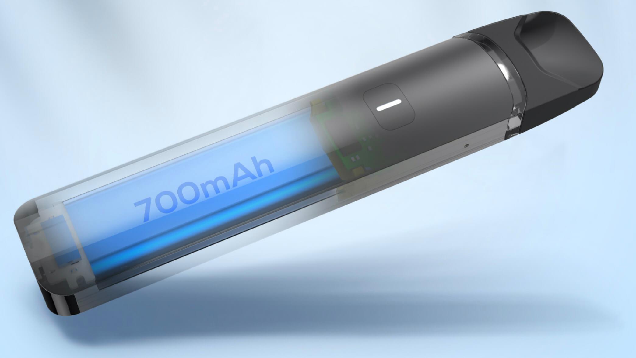 baterie ecigarety VLADDIN