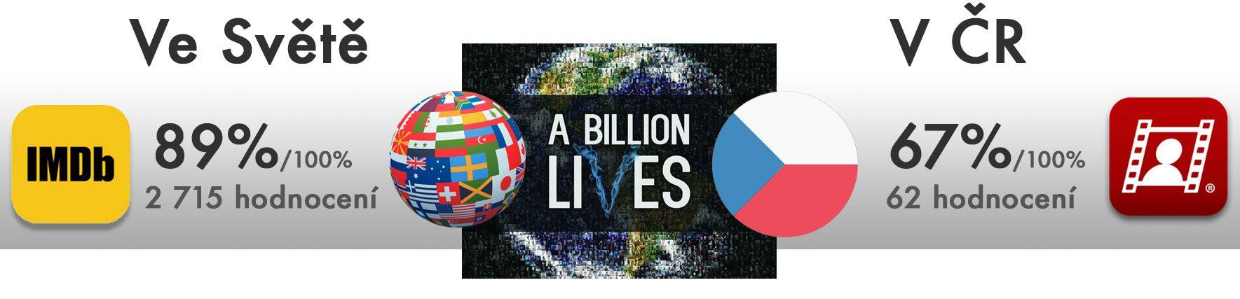 Hodnocení filmu Boj o miliardu životů o vapingu
