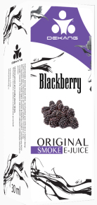 E-liquid Dekang Blackberry (ostružina)